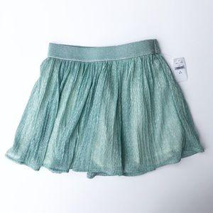 Gap Kids | Girl's Metallic Thread Skirt